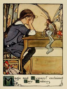 Jane Allen Boyer - Mary Frances Sewing Book by Jane Eayre Fryer
