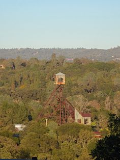 California Historical Landmarks -- Amador County -- Jackson -- Kennedy Mine