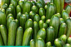 Colors at Santa Monica's Farmers Market -- Zucchini | Flickr - Photo Sharing!