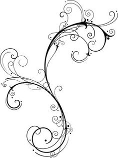 filigree vector - Google Search
