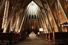 Wnętrze kościoła dominikanów na warszawskim Służewie. #dominikanie #warszawa #warsaw #klasztor #kościół