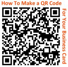How to Make a Trackable QR Code for Your Business Card (and other marketing collateral)