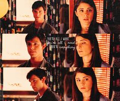 Max and Liz- Roswell S2