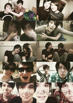 Dan and phil! They are soo cute it should be illegal