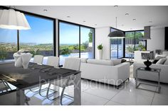 Modern villa with sea views for sale in Jávea - ID 5500542 - Real estate is our passion... www.bulk-partner.com