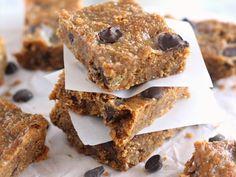 Caramel en chocolade koekjes