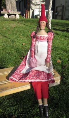Tilda: La Fée Gweendoline