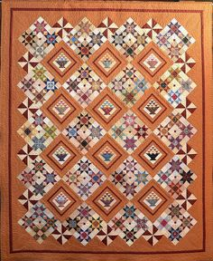 Sew'n Wild Oaks Quilting Blog: 2013 Finishes