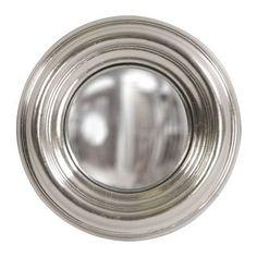 Rosalind Wheeler Metallic Convex Wall Mirror