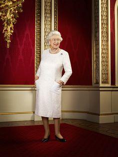 Barry Jeffery Photography | Portrait: The Queen