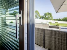 Blinds, Windows, Curtains, Pure Products, Home Decor, Windows And Doors, Solar Shades, Contemporary Design, Architecture