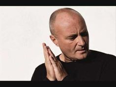 Phil Collins has brought us hit after hit and has acted in some really great movies and TV shows and movies, but his music with Genisus and his solo music is what makes his such a special person, he's amazing Kinds Of Music, Music Love, Love Songs, Good Music, Peter Gabriel, Phil Collins, Recital, Heavy Metal, Best Rock Music