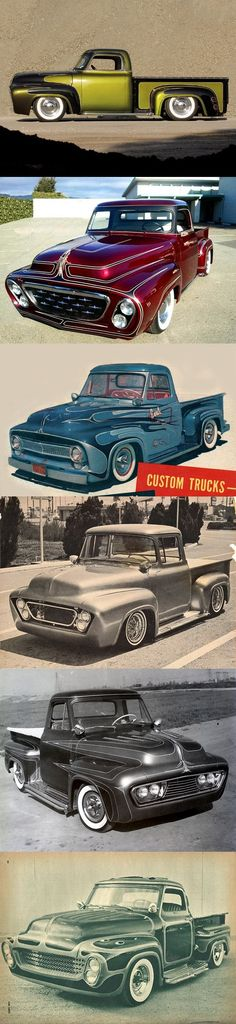 Custom Fords...Brought to you by #House of #Insurance in Eugene, Oregon