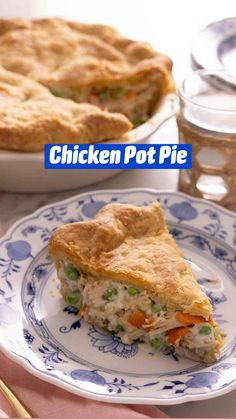 Puff Pastry Recipes Savory, Savoury Baking, Savoury Dishes, Kitchen Recipes, Cooking Recipes, Dinner Dishes, Pot Pie, Fall Recipes, Bibingka Recipe