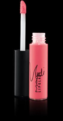 I've fallen completely in love with this color! Viva Glam Nicki Lipglass