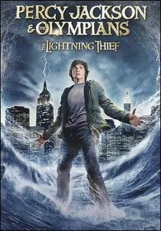 Percy Jackson & the Olympians :  Lightning Thief