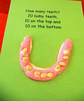 Tons of stuff to do for dental health month. I hope I remember that I pinned this come February.