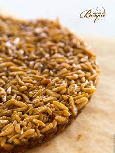 Tarte de Amêndoa • Almond Tart | Doces do Bosque