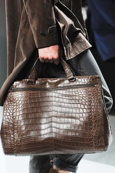 Croco bag Bottega Veneta