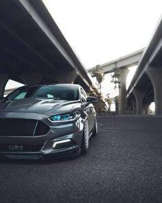 Custom Headlights, Led Headlights, Ford Fusion Custom, Demon Eyes, Car Gadgets, Modified Cars, My Ride, Ford Focus, Car Stuff