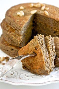 Helyn's Healthy Kitchen: Sweet Potato Buckwheat Pancakes ~ Grain-free, oil-free and vegan!