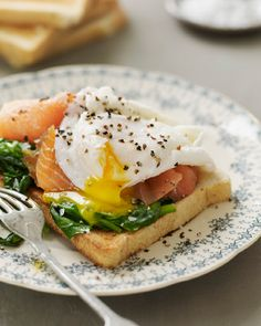 Sweet Paul: Eggs Benedict with Smoked Salmon: Benedict Goes to Norway from 'Sweet Paul Eat  Make' Recipe