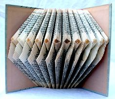 Fascinated by Folded Books
