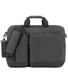 Solo Urban Hybrid Laptop Briefcase | macys.com
