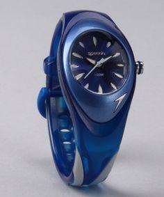 Blue Dial-Strap Watch - Women by Speedo!