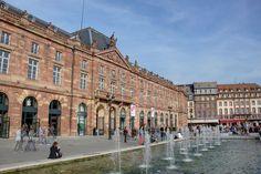 ex aequo : Strasbourg Strasbourg, France, Lorraine, Hui, Travel Guide, Adoption, Germany, Street View, Architecture