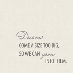 Dreams ❥