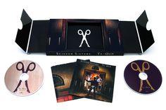 Scissor Sisters DVD packaging