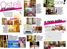 Cocomama featured in Gioia magazine- 2014