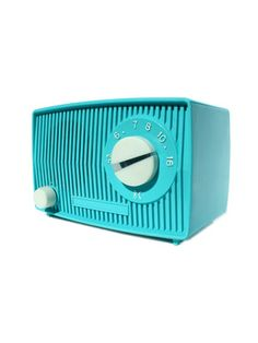 retro radio.  the one I had was pink.