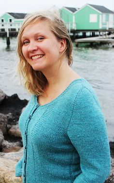 Knitty free pattern for cardigan