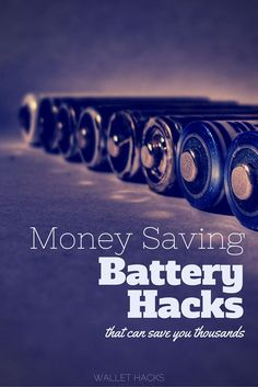 Learn the best battery hacks that will not only save you money, but turn you into the hero. I hate it when I'm one AA battery short for a toy or discover I'm missing a stupid AAA to make some stuffed animal talk. Skip a visit to the store, learn how to revive batteries, Frankenstein them together, and more.
