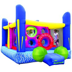 Shop Wayfair for Bounce Houses to match every style and budget. Enjoy Free Shipping on most stuff, even big stuff.
