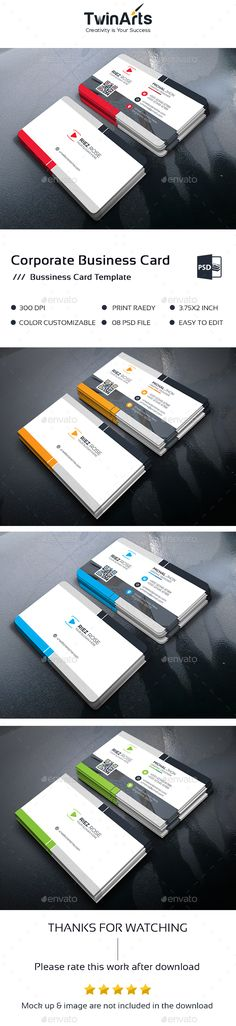 Business Card Template PSD. Download here: https://graphicriver.net/item/business-card/17542463?ref=ksioks