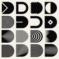 typography D