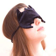 Batman Sleep Mask - Batman Gift #batman #mask #sleeping