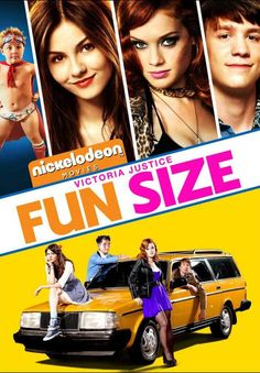 FUN SIZE is a funny and outrageous family ensemble comedy that all takes place on one Halloween night. Description from dvdplanet.com. I searched for this on bing.com/images
