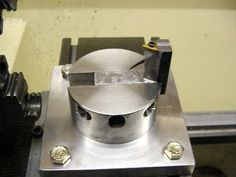 The ball turning toolpost. There is only one critical measurement , the cutting tool bit height.
