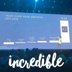 There is no better time to join me in business than NOW! Rodan + Fields is the #1 skincare brand in North America, and we just launched in Australia last month. Our doctors have BIG plans to expand into a new country every year, until we are a global brand. We have had unbelievable growth over the last five years, and we are just getting started! We truly are at ground level, and only going up from here! So exciting!
