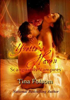 Yvette's Haven (Scanguards Vampires #4) by Tina Folsom