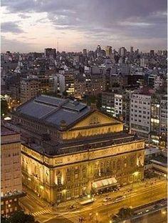 Teatro Colón Buenos Aires, Argentina