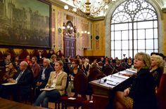 20 Aprile: a 70 anni esatti da quando le donne entrarono per la prima volta nel Consiglio comunale di Parma, il 20 aprile 1946, nella sala consiliare si è tenuta una seduta monotematica a loro dedicata che ha riunito le consigliere comunali dal 1946 al 2016 nell'ambito delle celebrazioni del 70° dal voto alle donne.