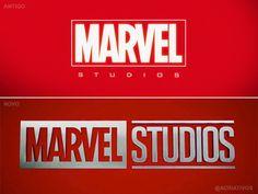 Novos logos de empresas em 2016 - Marvel Studios