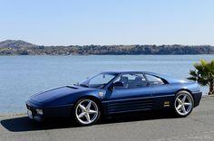 Ferrari 348tb by Scuderia Blue, via Flickr