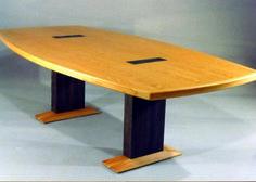 By Lee Sinclair Furniture Www.leesinclair.co.uk Burr Oak Coffee Table With  Pertruding Legs | Lee Sinclair Furniture | Pinterest | Bespoke Furniture,  ...