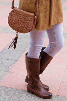Espectaculares botas de mujer Otoño / Invierno | Colección 2015 | Zapatos | Moda 2014 - 2015